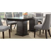 Chicago  Dining Table - Espresso 2588-92