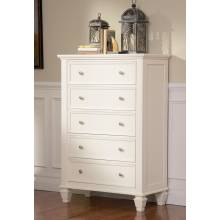Sandy Beach 5 Drawer Chest