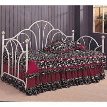Daybeds by Coaster Traditional Twin Daybed with Metal Fetal Fan Bath