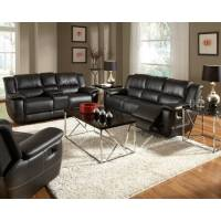 2 PC Lee Transitional Motion Sofa and Love seat