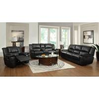 3PC Lee Transitional Motion Sofa