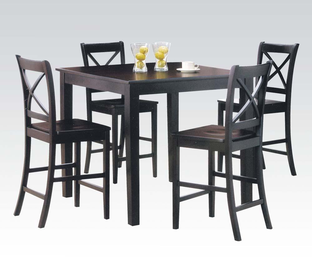 07550 5PC PK COUNTER HEIGHT SET : 372 from furnituredirects2u.com size 1000 x 833 jpeg 96kB